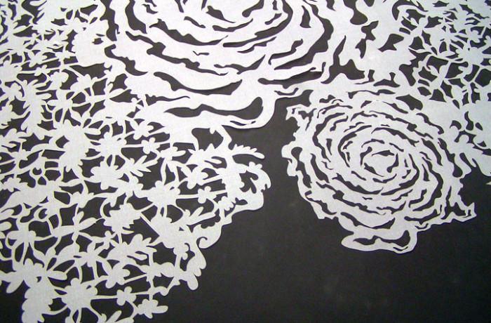 Laser Cutting Silk
