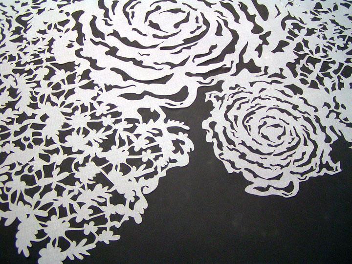 Laser Cut Fabric